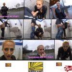 MyDirtyHobby presents Skylabitch – Spermakunst nach WC-Fick – Sperm Art by WC fuck