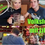 Mydirtyhobby presents LilliVanilli – Volksfest mit Lilli – Bitte 1x Sperma-Fass – Volksfest with Lilli !! Please 1x sperm barrel!