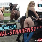 Mydirtyhobby presents Lucy-Cat – Hobbyanal-Strasenschlampe – Wer sponsort mein Wochenende Teil 1 – HOBBYANAL STREAMS: Who sponsors my weekend PART 1