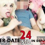 Mydirtyhobby presents Steffi4U – User-Date – 24 Stunden in der WG
