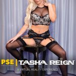 NaughtyAmerica – Virtual Reality Porn presents Porn stars: Tasha Reign , Ryan Driller in PSE Tasha Reign – 23.10.2017