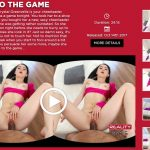 Realitylovers presents Crystal Greenvelle in Late to the game – POV – 14.10.2017