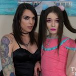 Twotgirls presents Chelsea Marie & Kira Crash in Bratty Babysitter Learns A Lesson – 06.10.2017