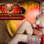 VRcosplayx presents Arteya in WOW a XXX Parody – 06.10.2017