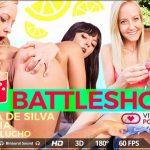 Virtualrealporn presents Alba de Silva, Juan Lucho & Sicilia in Battleshots – 16.10.2017