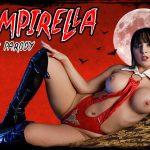 Vrcosplayx presents Alba De Silva in Vampirella A XXX Parody – 13.10.2017