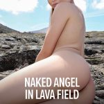 Watch4Beauty presents Angel B in Naked Angel In Lava Field – 06.10.2017
