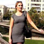JacquieEtMichelTV presents Sarah, dAubagne, monte a Paris – 16.10.2017