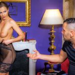 CumLouder – BoldlyGirls presents Tina Kay in The security guard and the model – 24.10.2017