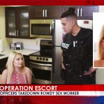 OperationEscort presents Riley Star in Officers Takedown Rowdy Sex Worker – 06.10.2017