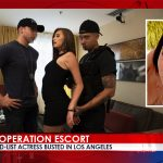 OperationEscort presents Carolina Sweets in D-List Actress Busted In Los Angeles – 22.09.2017