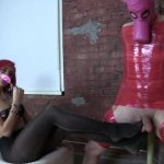 Clips4Sale – Bratprincess presents Amadahy in Amadahy Enjoys Lollypop while Ball Busting