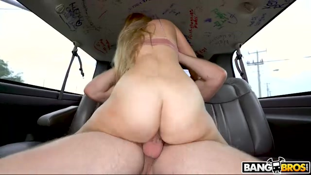 Watch Online Porn – BangBros – BangBus presents Sloan Harper in Blonde With Natural Tits Hops On The Bus – 11.10.2017 (MP4, SD, 852×480)