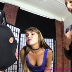 Brat Princess presents Chloe, Natalya in Slave Gets out of Chastity for Monthly Edging
