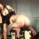 CBT and Ballbusting presents Catherine deSade in A Whimpering Slave