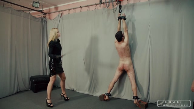Watch Online Porn – CRUEL PUNISHMENTS presents Mistress Anette, Mistress Zita in Punishment institution XI (MP4, FullHD, 1920×1080)