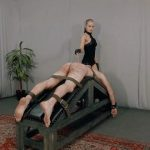 CRUEL PUNISHMENTS presents Mistress Anette in Raging Anette