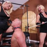 ClubDom presents Goddess Brianna, Paris Knight in Taught To Please