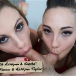 Clips4Sale – Marks Head Bobbers Hand Jobbers presents Ashlynn Taylor & Sasha Foxxx in Edge Play With Ashlynn And Sasha