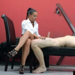 Cruel-Handjobs presents Mistress Lisa in Favour