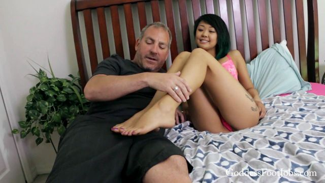 Watch Online Porn – GoddessFootjobs presents Saya Song in Sayas First Time (WMV, FullHD, 1920×1080)