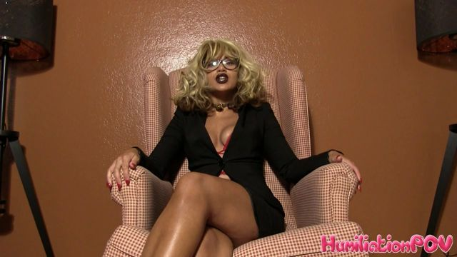 Watch Online Porn – HumiliationPOV presents Enchantress Sahrye in Hyp n0 Therapist Reinforces Your Chronic Masturbation Addiction (MP4, HD, 1280×720)