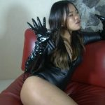 Humiliatrix presents AstroDomina in Introducing Dominatrix Sydney Lee and Her Sinister Black Gloves
