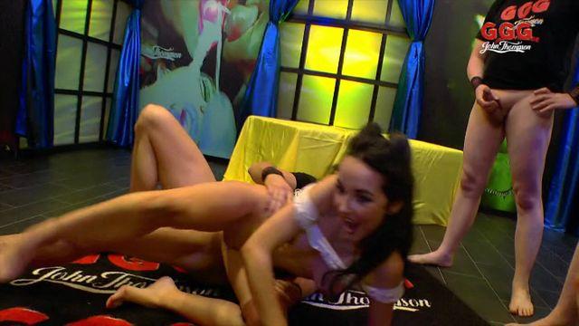 Watch Online Porn – JTPron presents Francys Belle in Willkommen bei GGG (MP4, SD, 720×404)