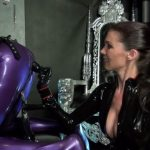 KinkyMistresses presents Mistress Susi in Anal Rubberdoll