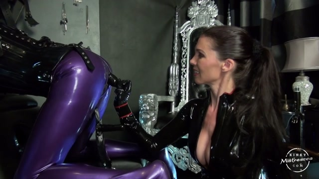 Watch Online Porn – Kinky Mistresses presents Mistress Susi in Anal Rubberdoll (MP4, HD, 1280×720)