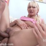 LegalPorno presents Blonde sluts Selvaggia & Lola Shine lick & toy each others ass to get ready for DAP SZ1791 – 29.10.2017