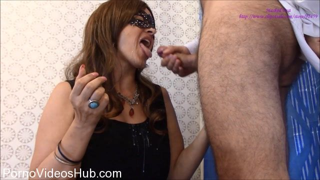 Watch Online Porn – Masked Eva in The Relaxation Techniques Of My Dentist (MP4, FullHD, 1920×1080)
