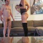 MissLeyaFetish presents Miss Leya in Ballbusts Andea Dipre