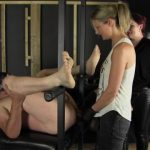 Mistress Nikki Whiplash – Goddess Sophia – WL1260 Huge Strap On Tag Team