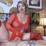 Mistress T in Mind Fucking You To Cum To The Color Red
