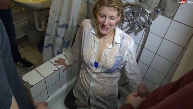 Watch Online Porn – MyDirtyHobby presents bitchynikki – Hurra – Endlich wieder vollgepisst – Hooray! Finally pissed again (MP4, HD, 1280×720)