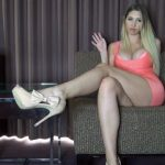 Princess Lexie in Hot Nanny Replaces Your Wife