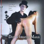 Schwarze Flamme – Silverline 21 – Der schwarze Mann