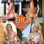 Sexually Explicit 7 – Big Natural Curves