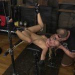 SocietySM presents Bailey Brooke in Bodacious Bailey Bratty In Bondage – 4