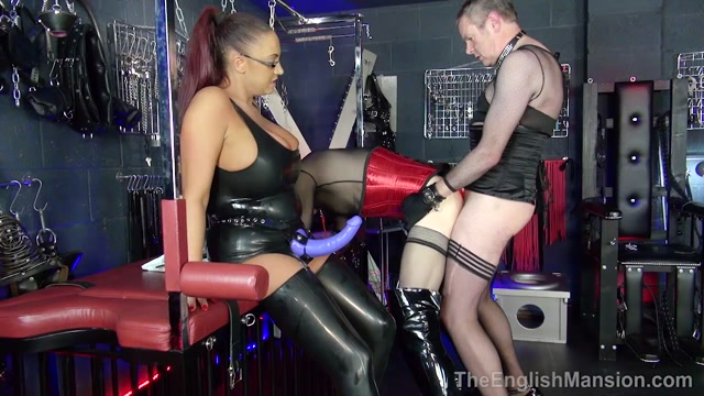 Watch Online Porn – TheEnglishMansion presents Domina Pandora in Filthy Bi Xdressers Complete (MP4, HD, 1280×720)