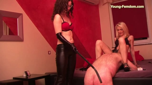Watch Online Porn – YOUNG-FEMDOM presents Marina, Annika in Brutal German Girls: Big black Cock (MP4, HD, 1280×720)