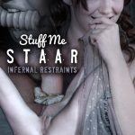 InfernalRestraints presents Stephie Staar in Stuff Me Staar – 20.10.2017