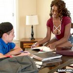 BangBros – BrownBunnies presents Daya Knight in Hot Ebony Teachers Plan – 20.10.2017