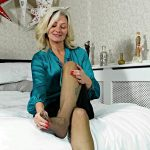 Allover30 presents Ellen B 47 years old Mature Pleasure – 06.10.2017