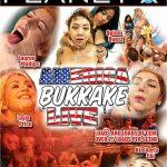 America Bukkake Live #1 – Lauren Phillips, Layla Price, Kimberly Chi, Quinn Quest
