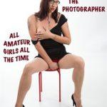 Veronica Surprises the Photographer