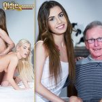 Oldje-3some presents Nesty, Elle Rose in A Sex Chat