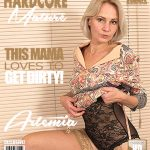 Mature.nl presents Artemia (45) in hot housewife Artemia fucking and sucking – 11.11.2017