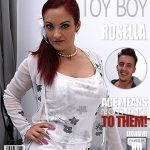 Mature.nl presents Rosella (38) in Hot MILF doing her toyboy – 11.11.2017